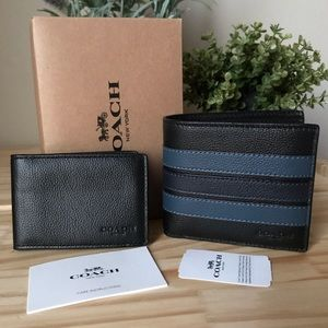 🌺Coach wallet men